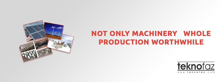 NOT ONLY MACHINERY